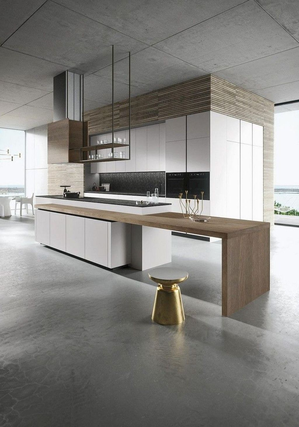 Totally Inspiring Modern Kitchen Design Ideas 02