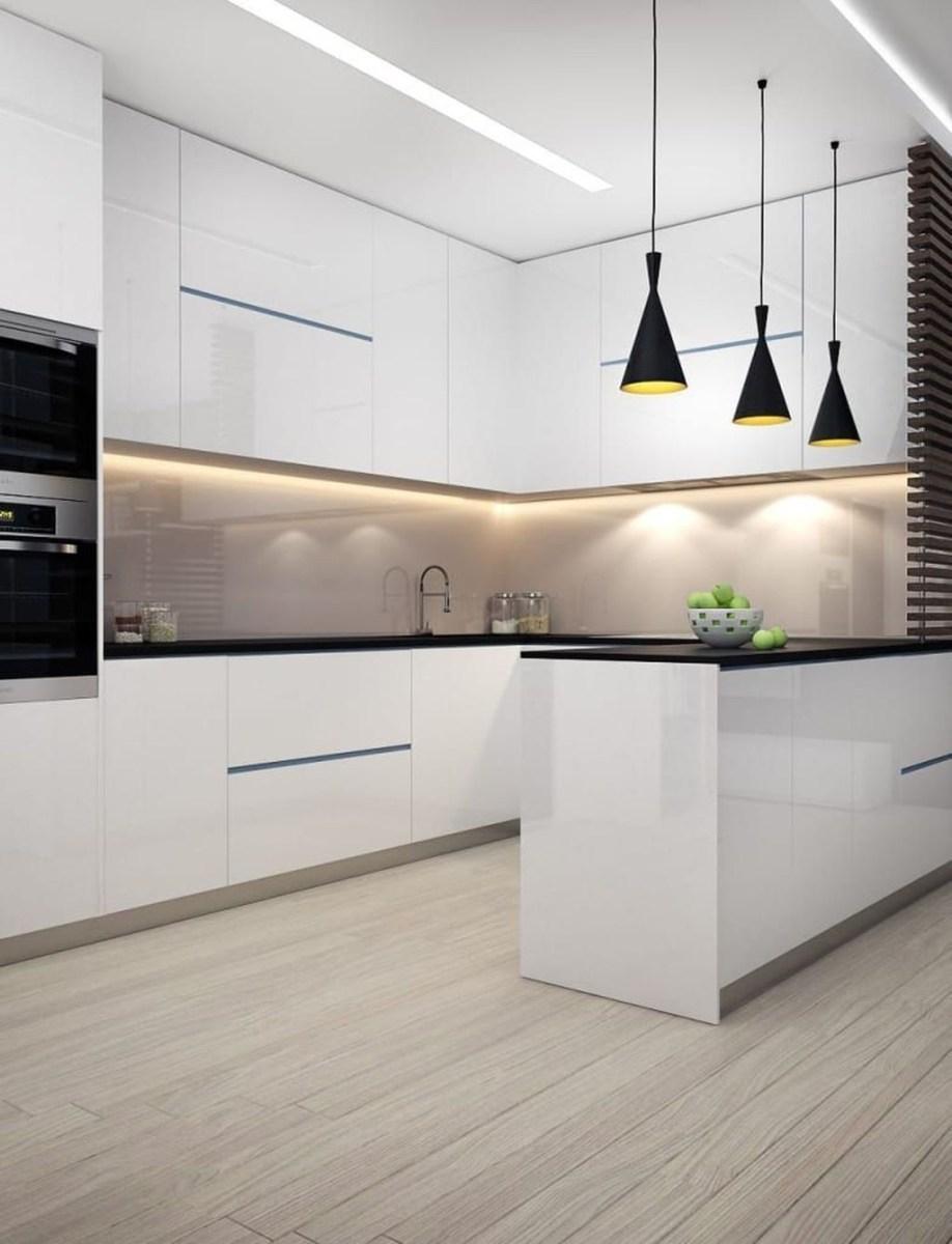 Totally Inspiring Modern Kitchen Design Ideas 06