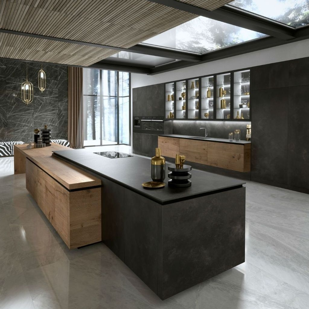 Totally Inspiring Modern Kitchen Design Ideas 08