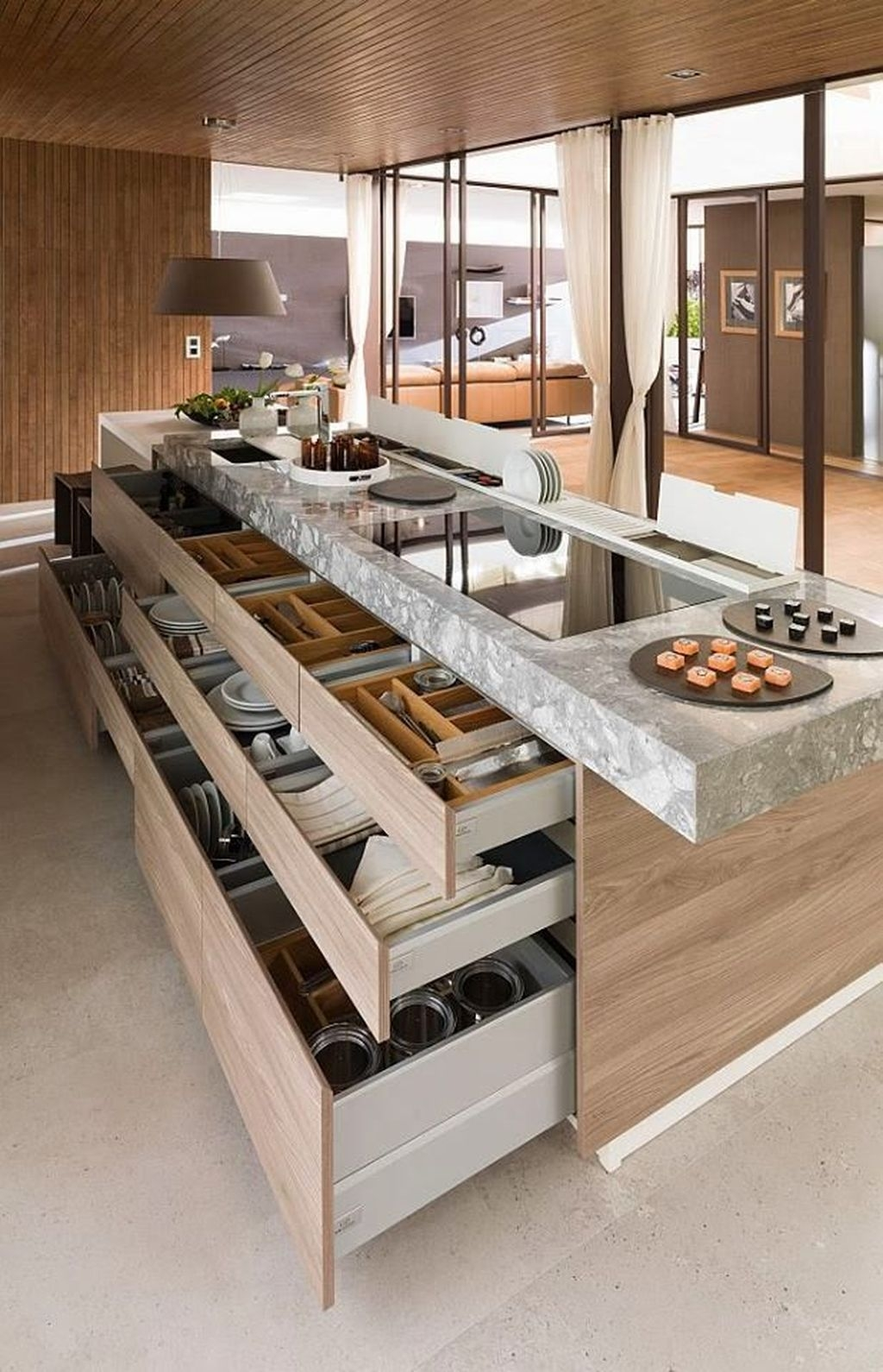 Totally Inspiring Modern Kitchen Design Ideas 10