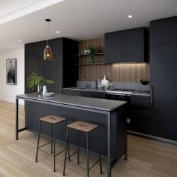 Totally Inspiring Modern Kitchen Design Ideas 14