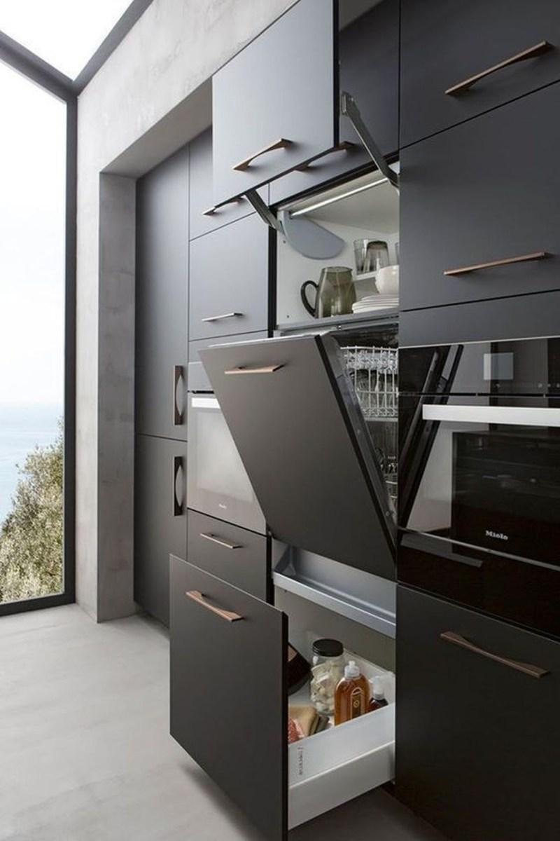 Totally Inspiring Modern Kitchen Design Ideas 18