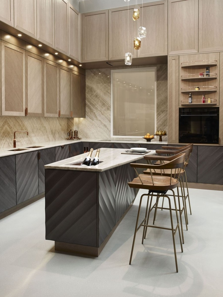 Totally Inspiring Modern Kitchen Design Ideas 19