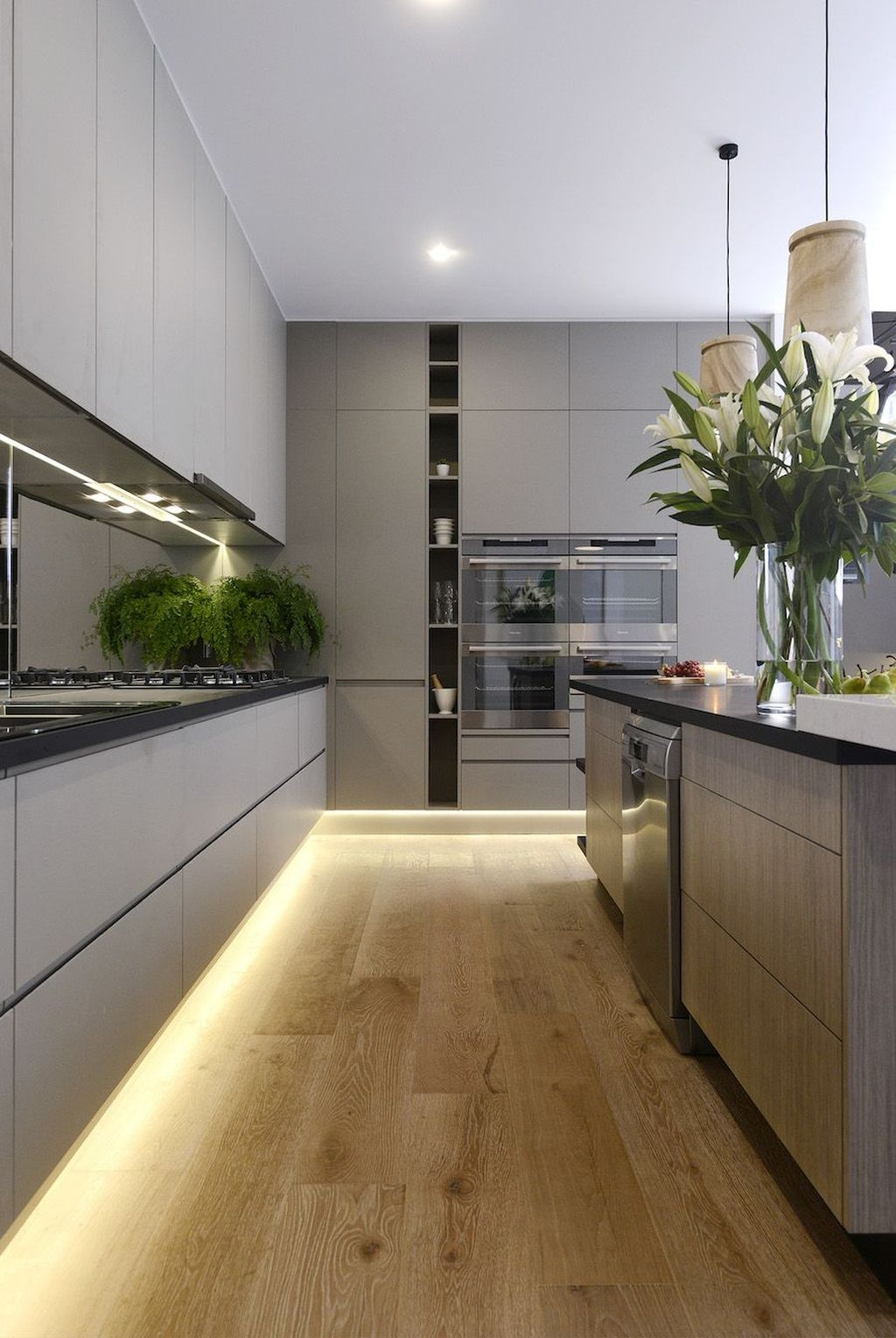 Totally Inspiring Modern Kitchen Design Ideas 37