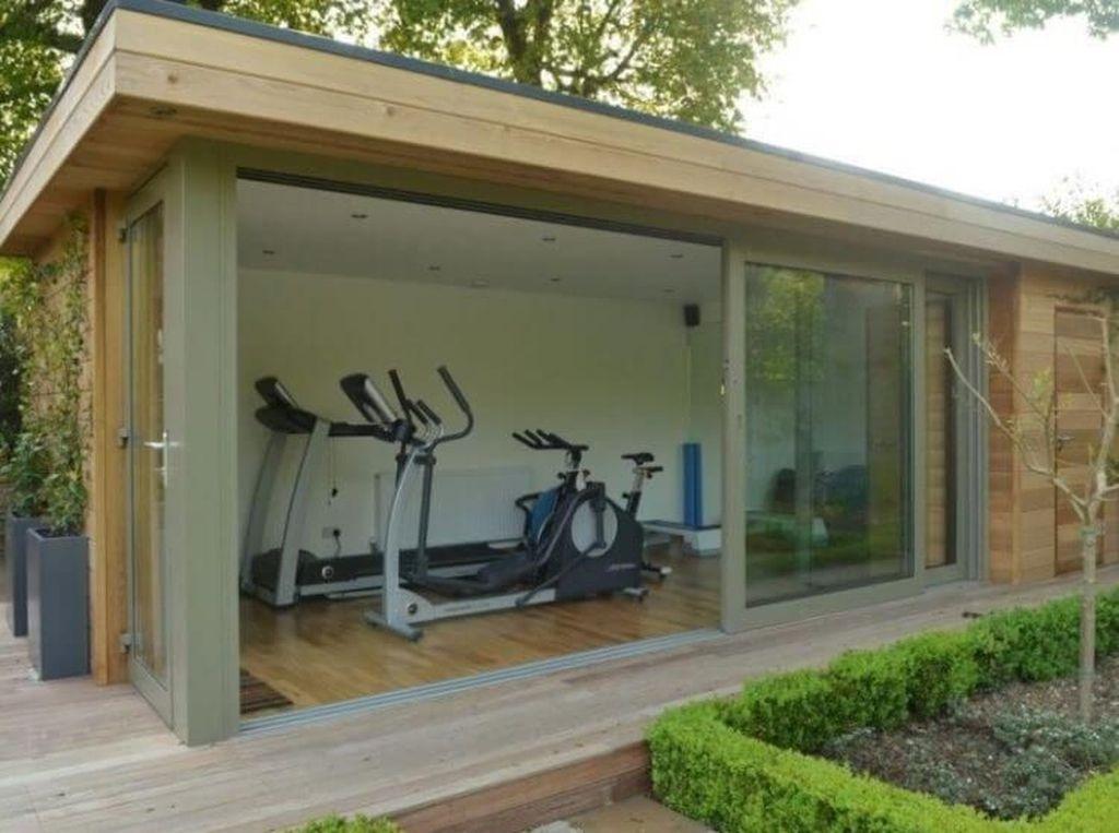 Amazing Home Gym Room Design Ideas 03