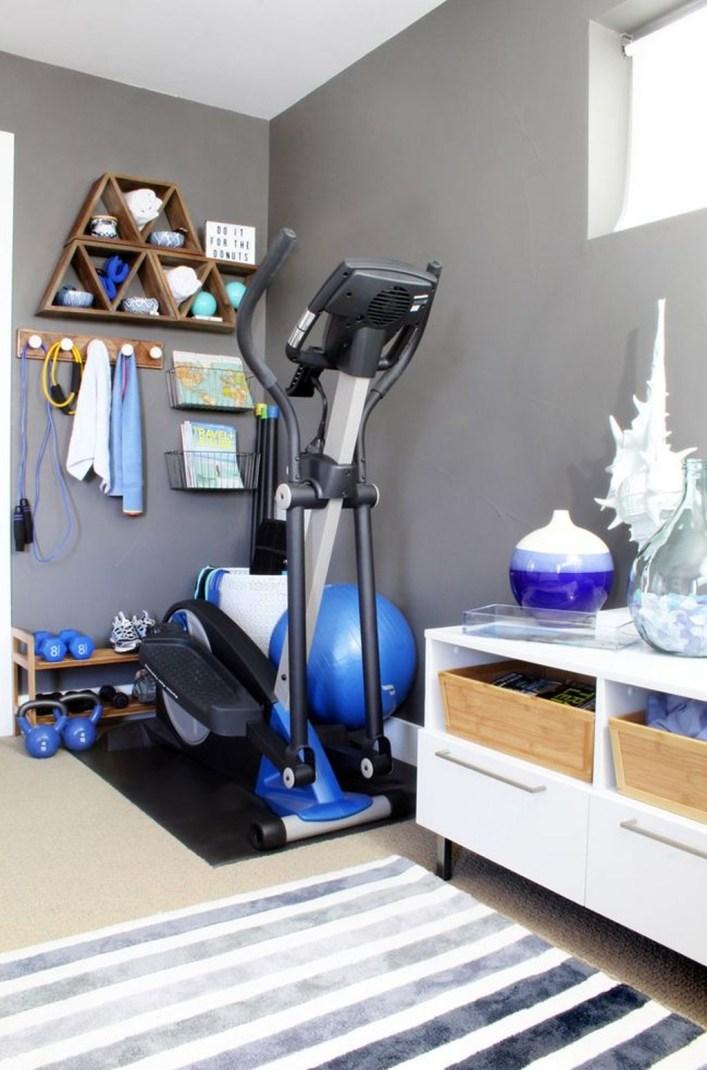 Amazing Home Gym Room Design Ideas 04