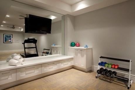 Amazing Home Gym Room Design Ideas 10