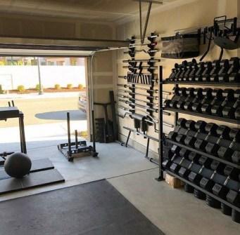 Amazing Home Gym Room Design Ideas 37