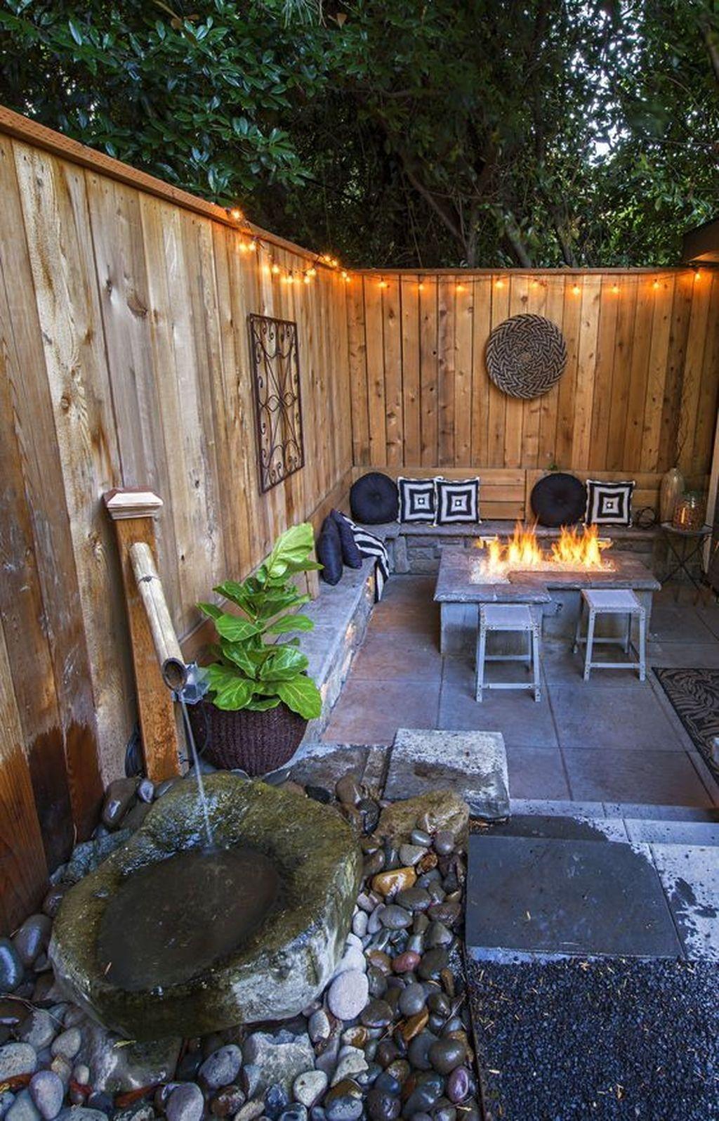 Brilliant Small Backyard Design Ideas On A Budget 03