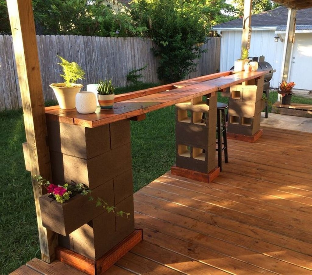Brilliant Small Backyard Design Ideas On A Budget 24