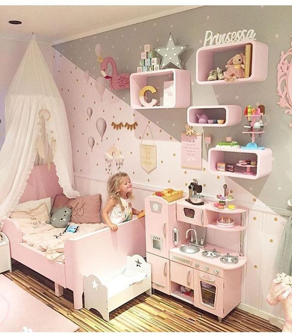 Inspiring Kids Room Design Ideas 21