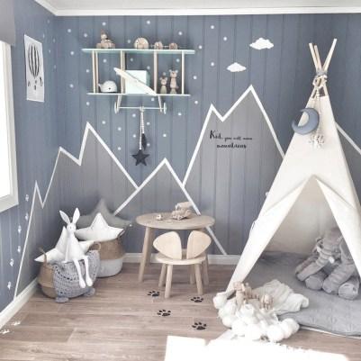 Inspiring Kids Room Design Ideas 23