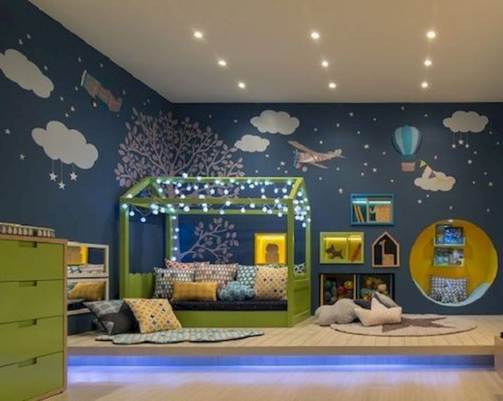 Inspiring Kids Room Design Ideas 27