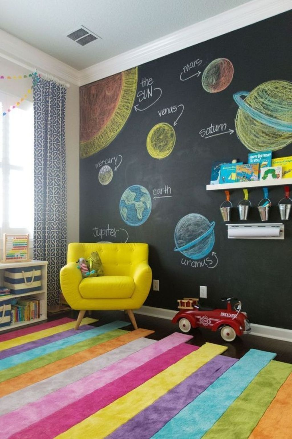 Inspiring Kids Room Design Ideas 30