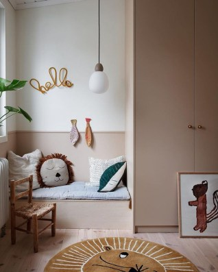 Inspiring Kids Room Design Ideas 32