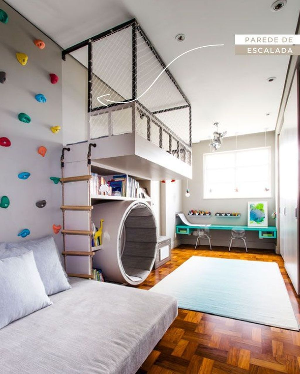 Inspiring Kids Room Design Ideas 40