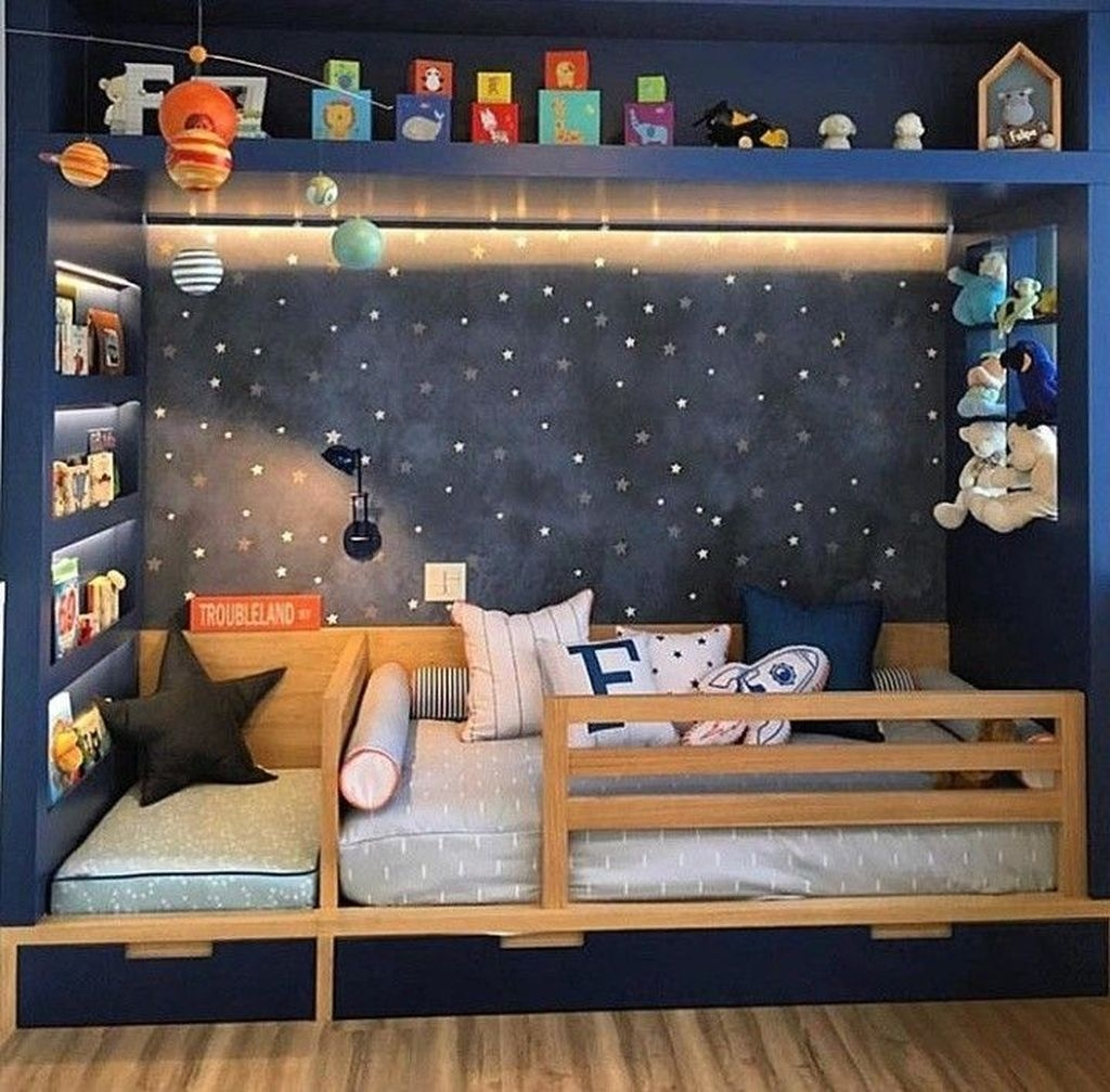 Inspiring Kids Room Design Ideas 41