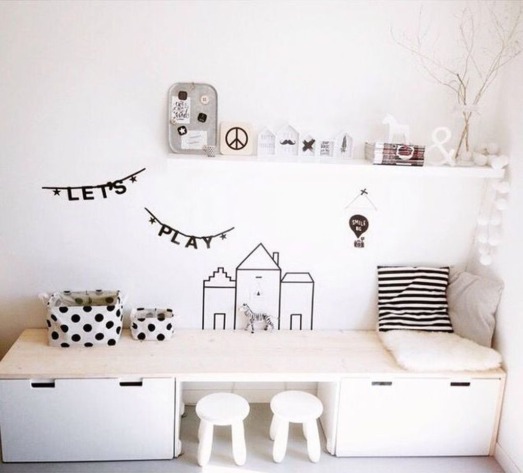Inspiring Kids Room Design Ideas 50