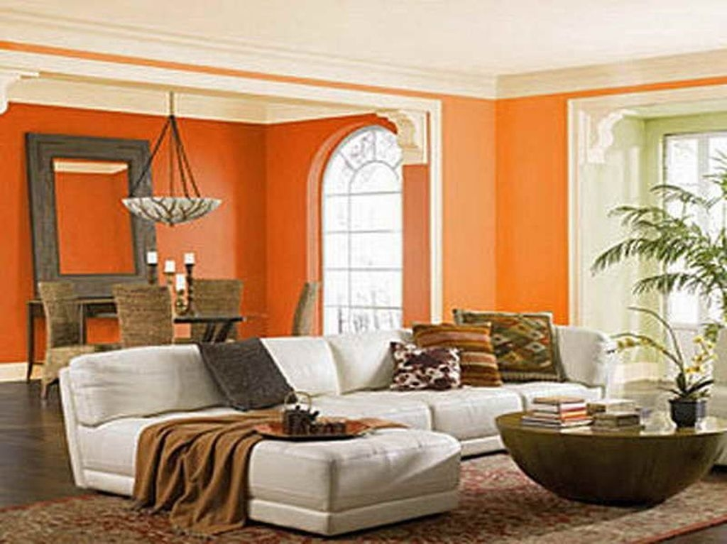Lovely Modern Paint Color Ideas To Get Maximum Comfort 24