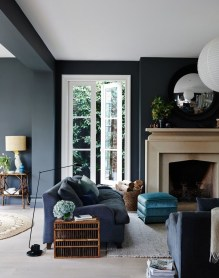 Lovely Modern Paint Color Ideas To Get Maximum Comfort 38