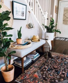The Best Bohemian Farmhouse Decorating Ideas For Your Living Room 11