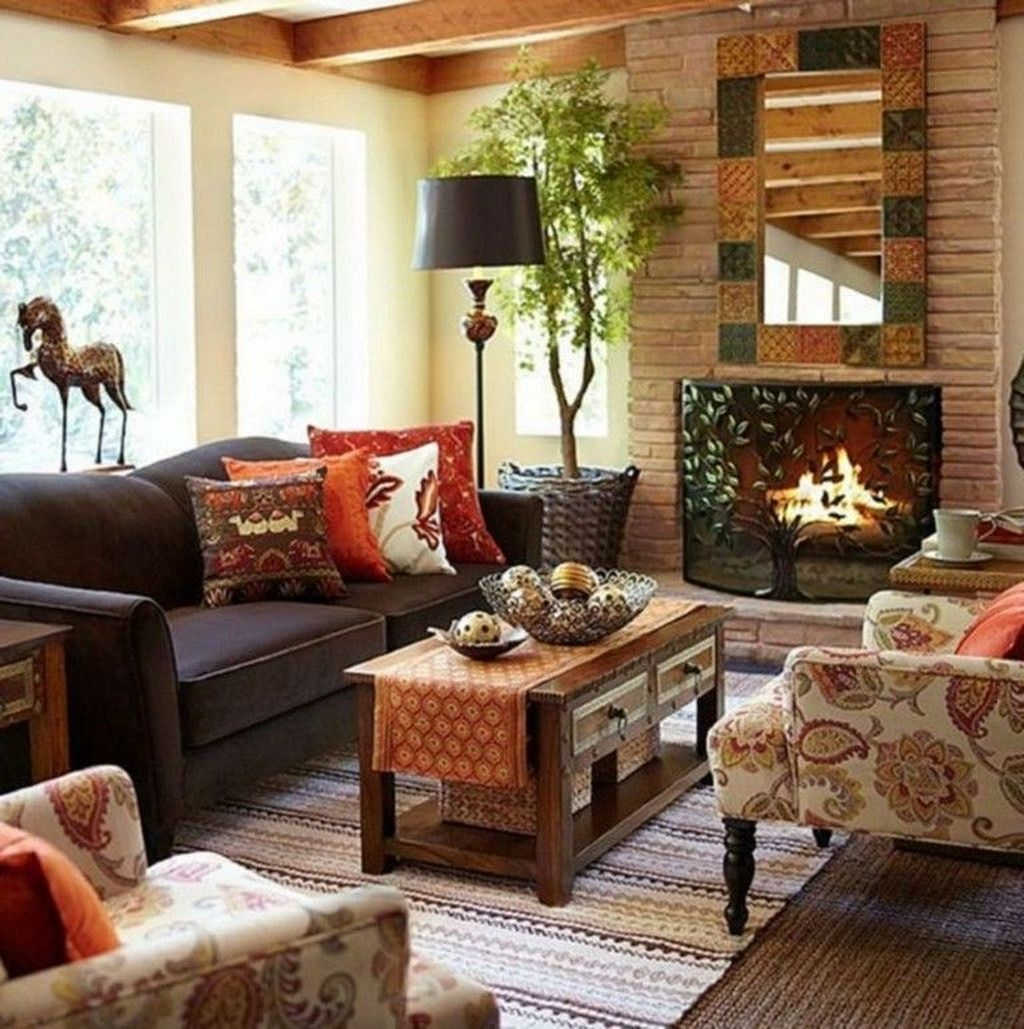 Family Roomdesign Ideas: The Best Bohemian Farmhouse Decorating Ideas For Your