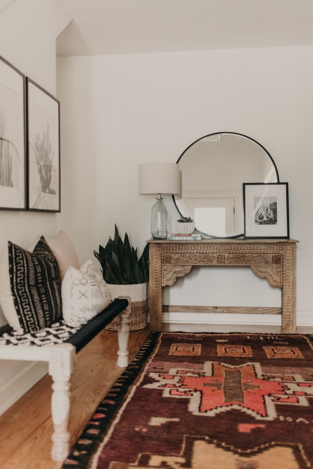 The Best Bohemian Farmhouse Decorating Ideas For Your Living Room 37