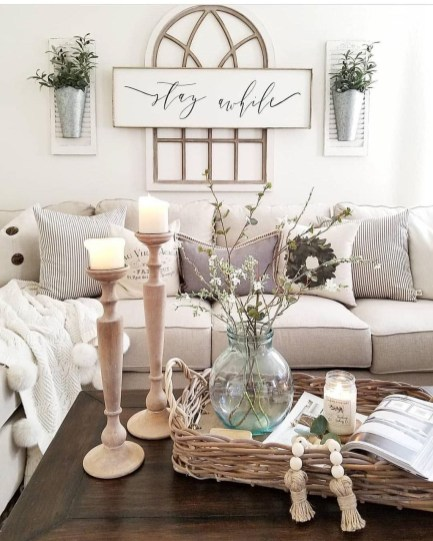 The Best Living Room Decorating Ideas Trends 2019 47