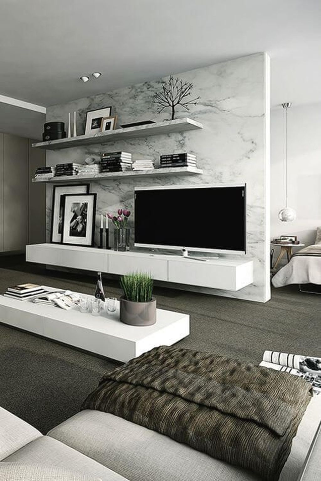 The Best Living Room Decorating Ideas Trends 2019 49