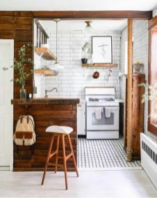 Totally Inspiring Small Kitchen Design Ideas For Your Small Home 21