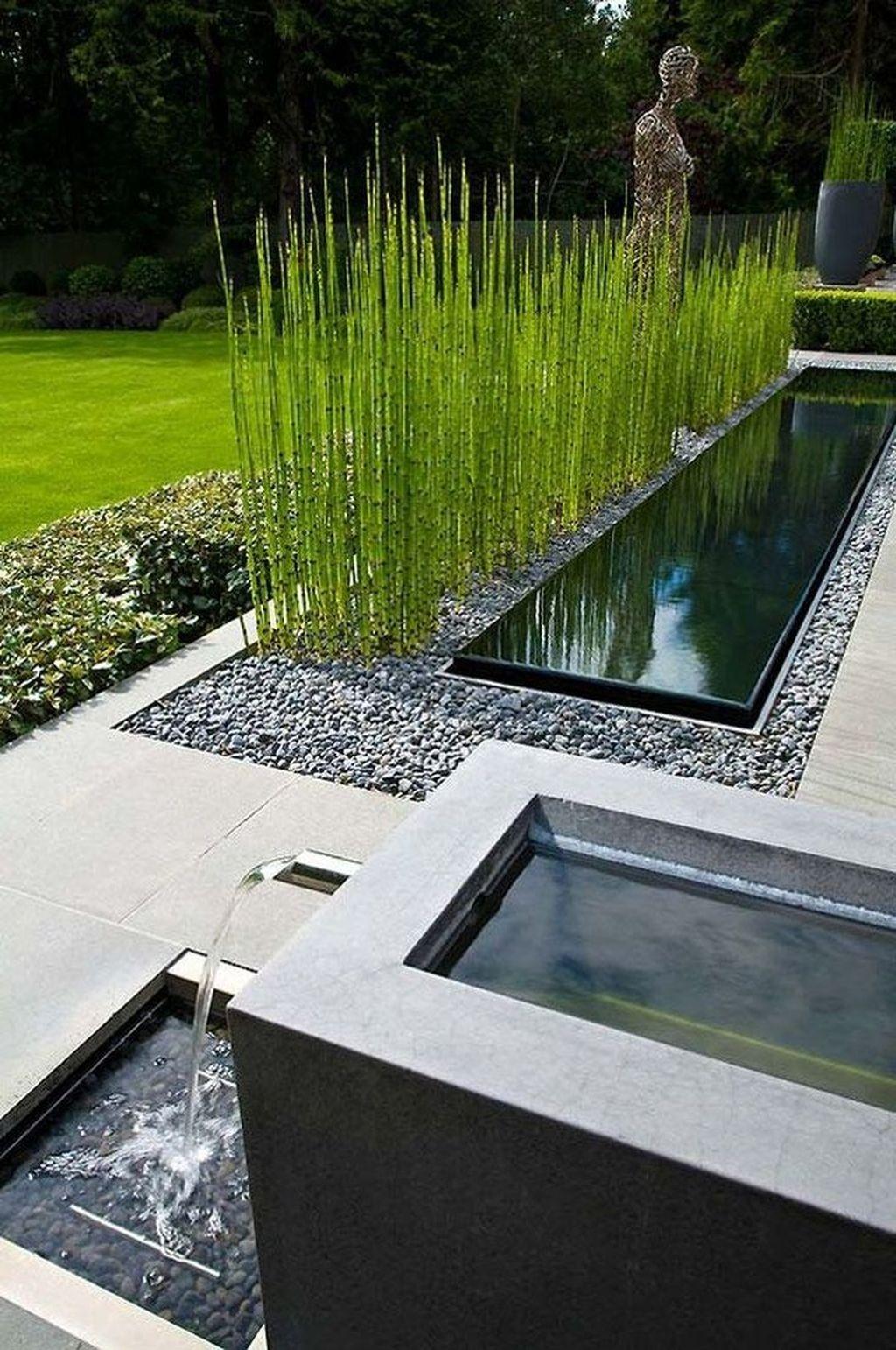 Awesome Modern Garden Architecture Design Ideas 02