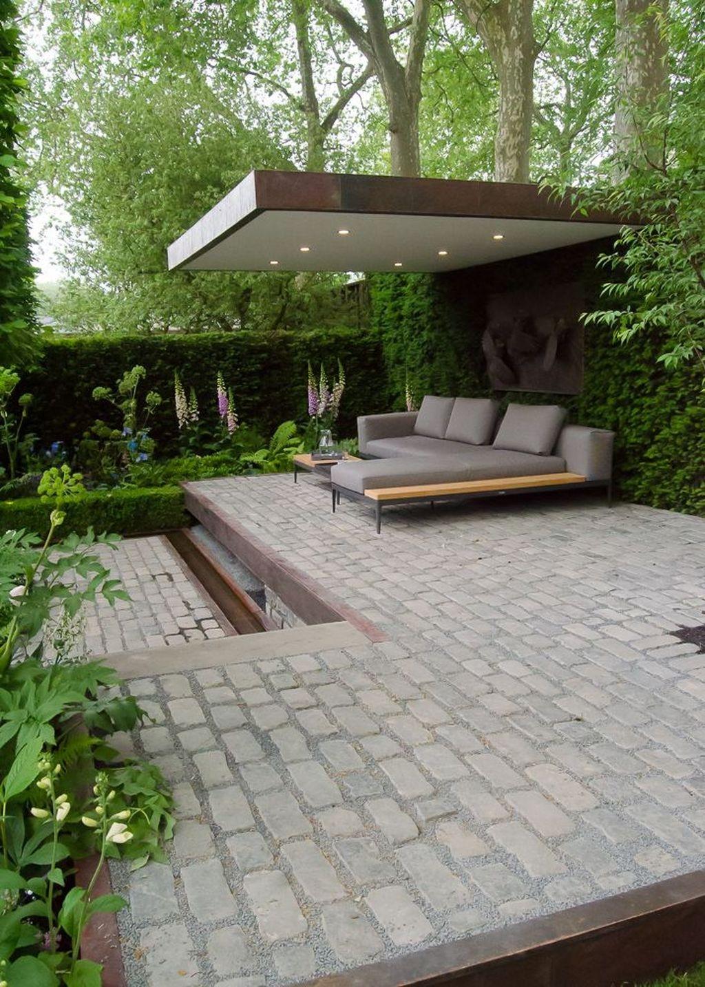 Awesome Modern Garden Architecture Design Ideas 13