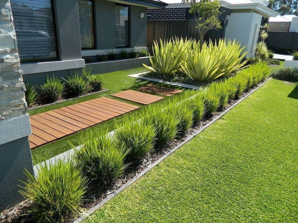 Awesome Modern Garden Architecture Design Ideas 18