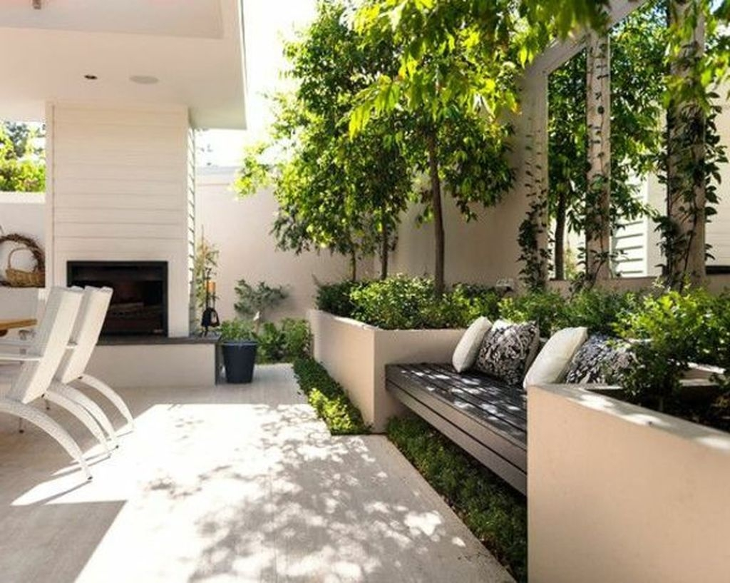 Awesome Modern Garden Architecture Design Ideas 19