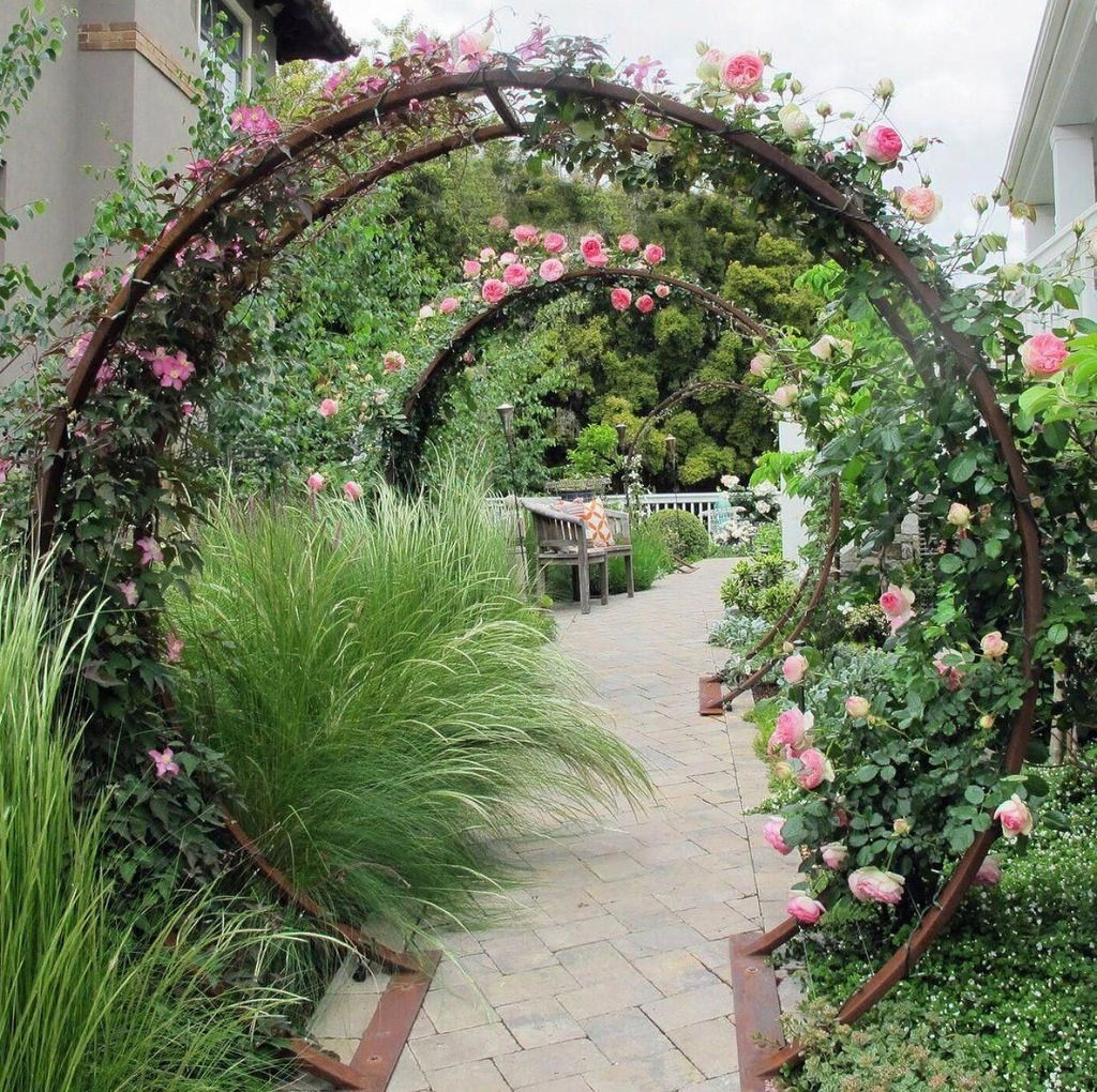 Awesome Modern Garden Architecture Design Ideas 20