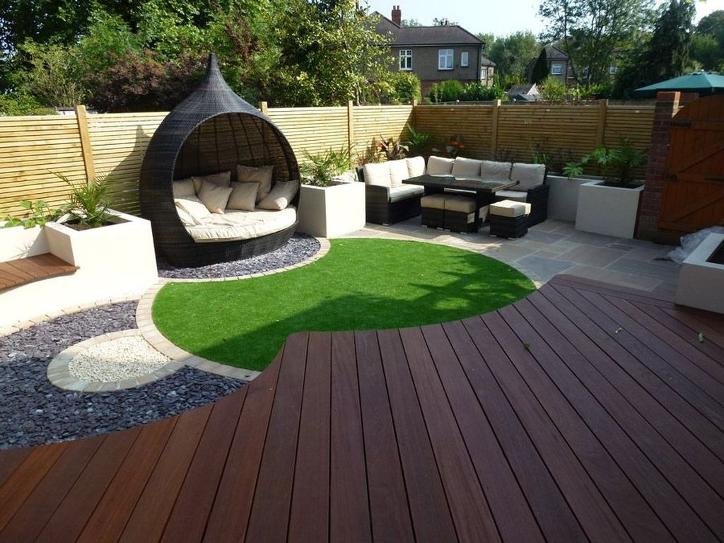 Awesome Modern Garden Architecture Design Ideas 25