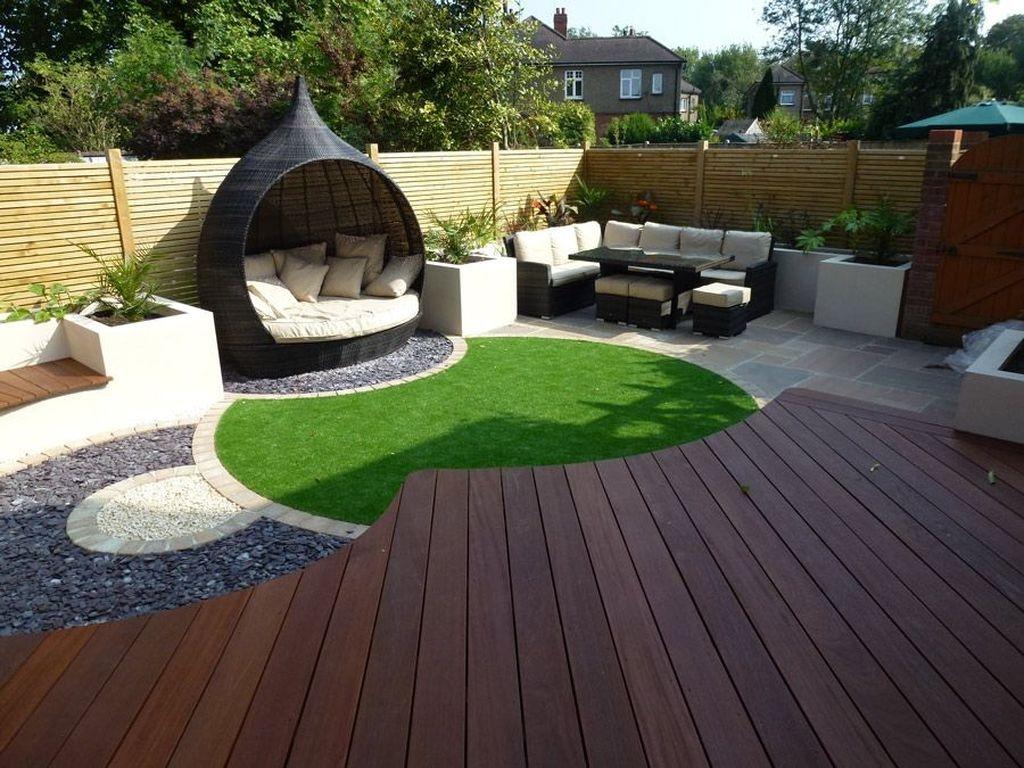 Awesome Modern Garden Architecture Design Ideas 25