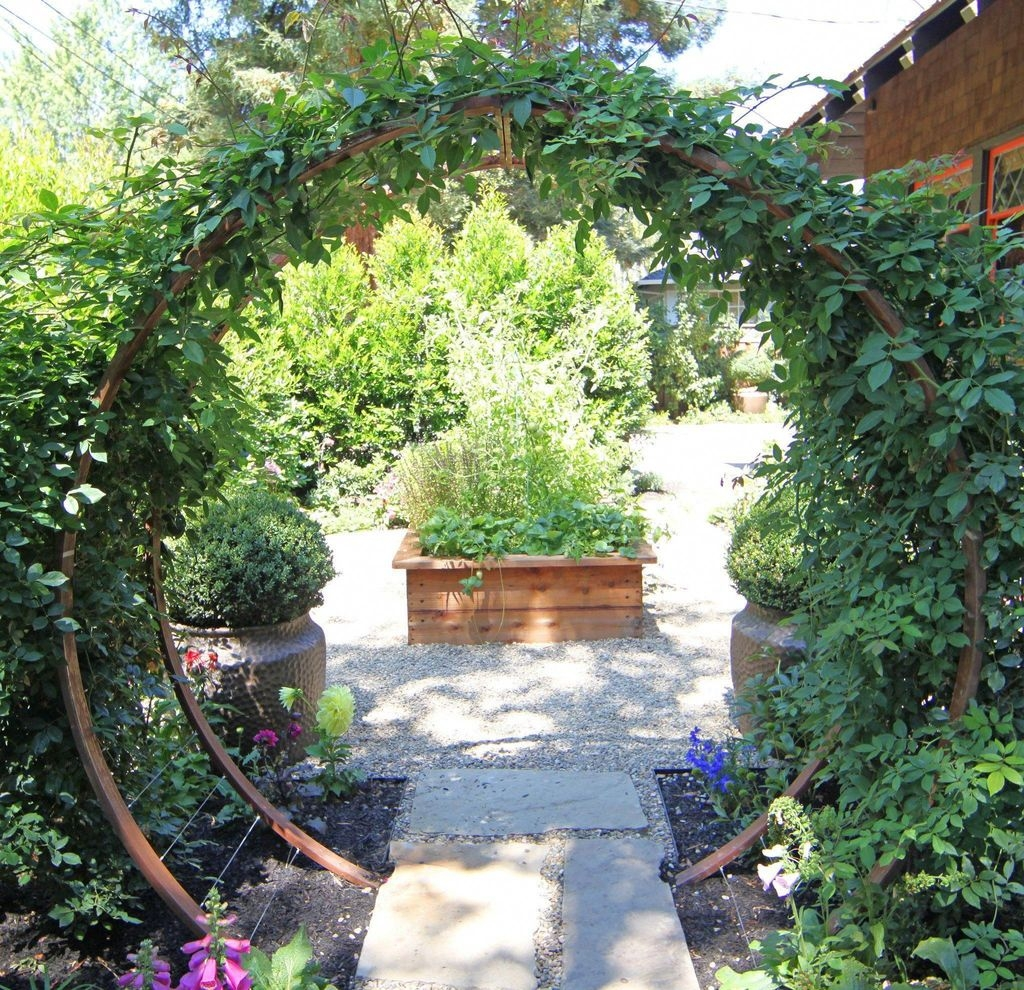 Awesome Modern Garden Architecture Design Ideas 27