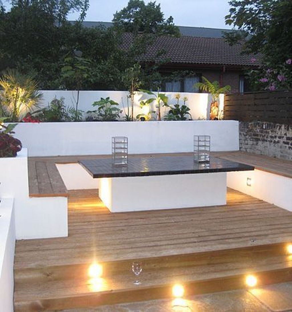 Awesome Modern Garden Architecture Design Ideas 43