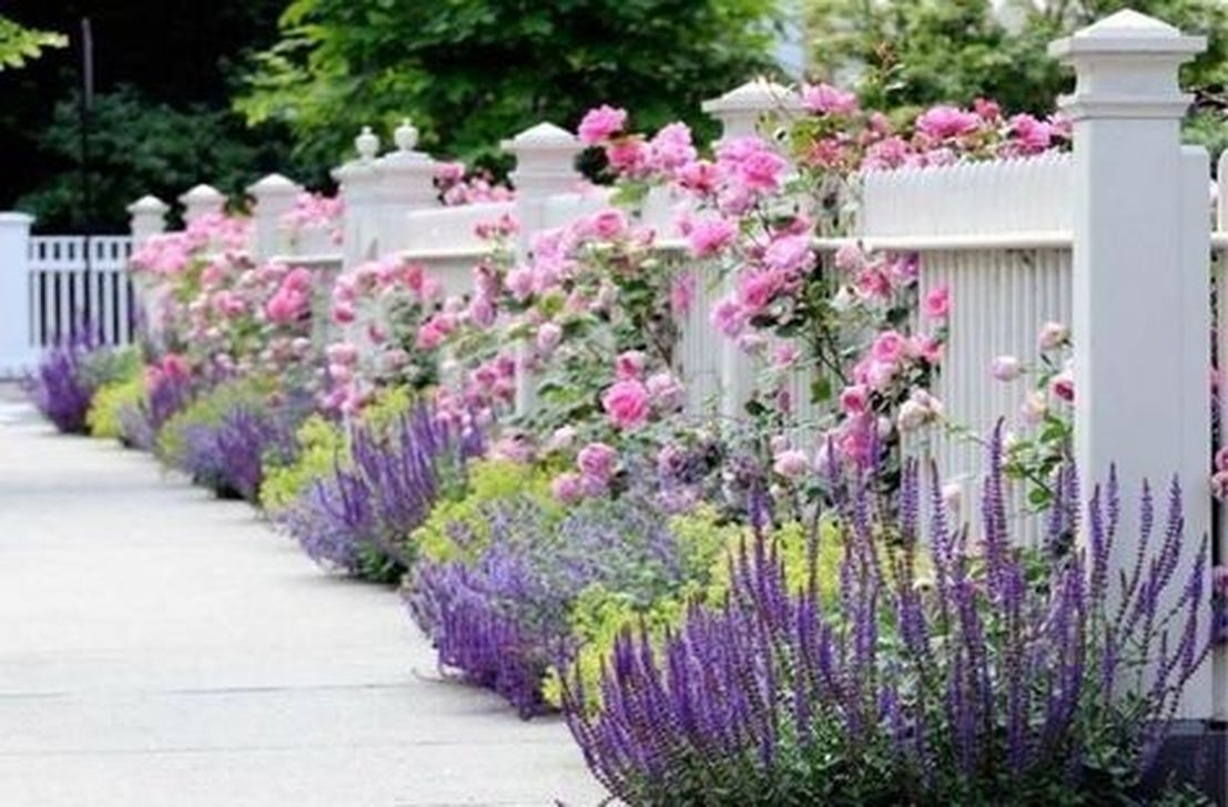 Beautiful Flower Garden Design Ideas 06