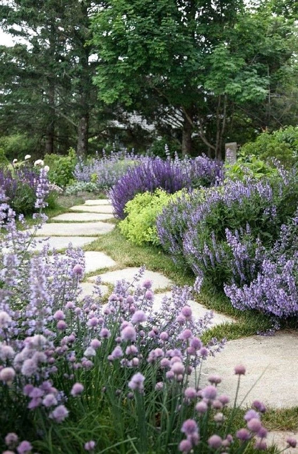 Beautiful Flower Garden Design Ideas 29