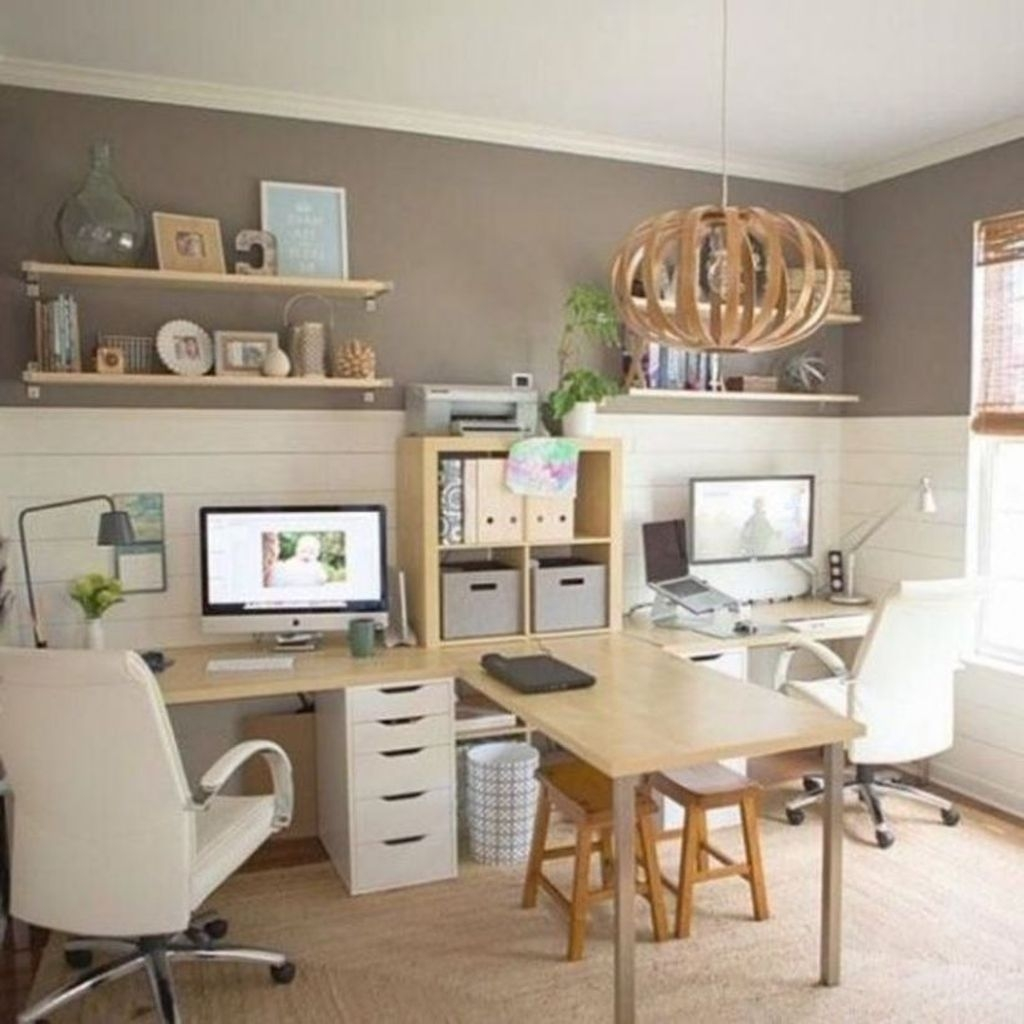 Inspiring Home Office Design Ideas 08