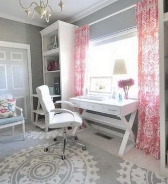 Inspiring Home Office Design Ideas 16