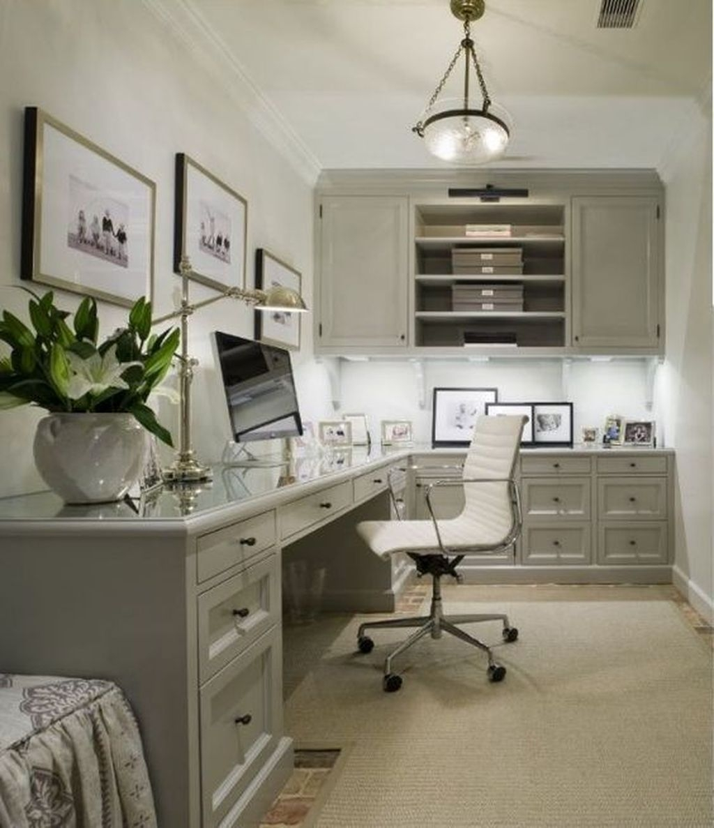 Inspiring Home Office Design Ideas 32