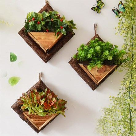 Stunning Small Planters Ideas To Maximize Your Interior Design 07