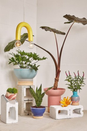 Stunning Small Planters Ideas To Maximize Your Interior Design 08
