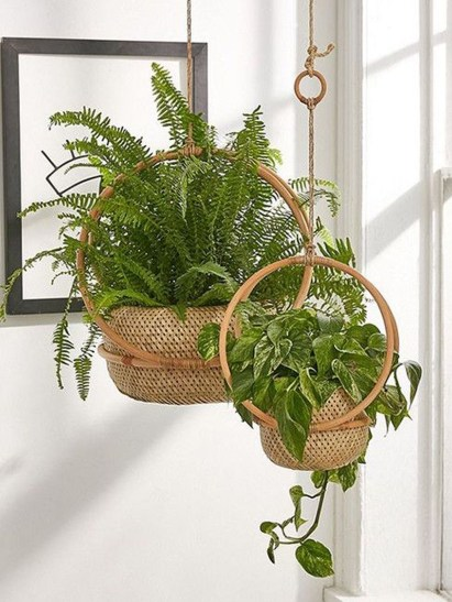 Stunning Small Planters Ideas To Maximize Your Interior Design 14