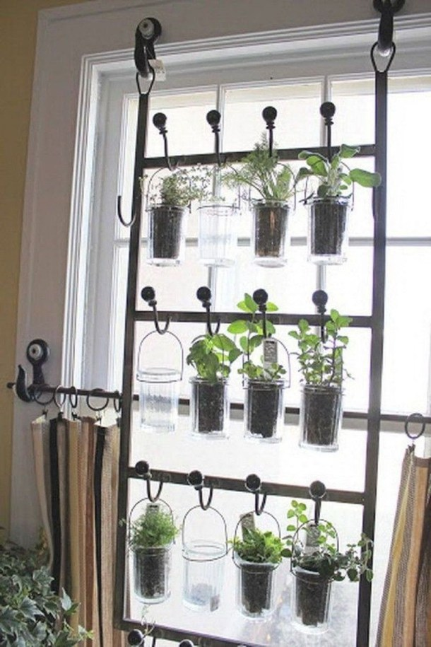 Stunning Small Planters Ideas To Maximize Your Interior Design 27