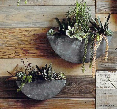 Stunning Small Planters Ideas To Maximize Your Interior Design 39