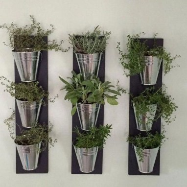 Stunning Small Planters Ideas To Maximize Your Interior Design 40